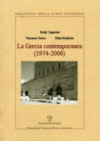 Copertina Grecia contemporanea